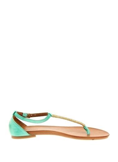 Limon Company Sandalet Yeşil